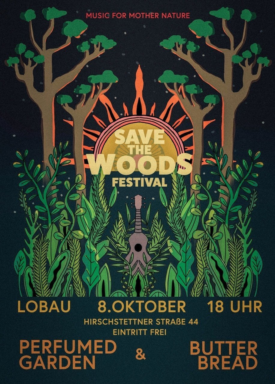 Save The Woods Festival - Wien